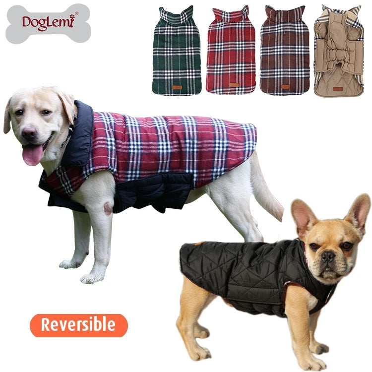 Dog Vest Winter Coat