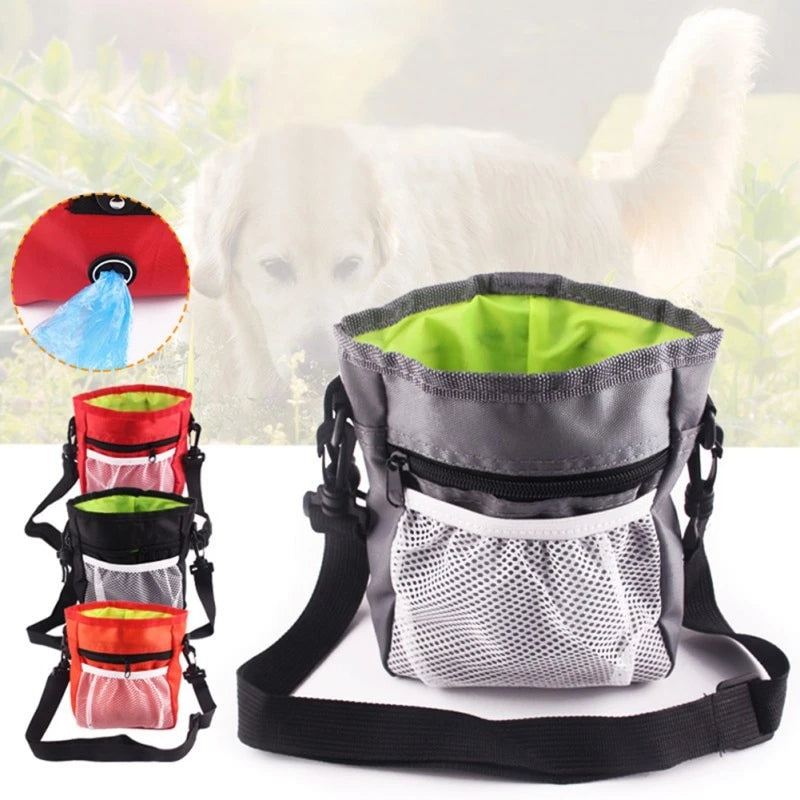 Dog Walking Food Bag