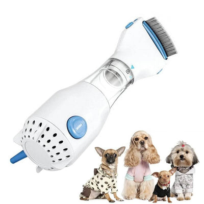 Electric Pet Safe Hair Cleaning