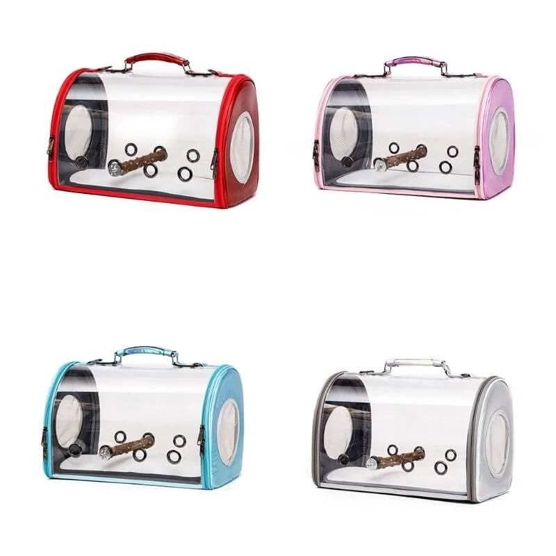 Lightweight Pet Travel Carrier Cage
