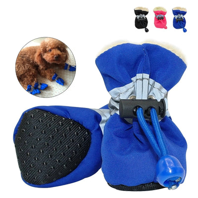 Pet Anti Slip Rain Boots