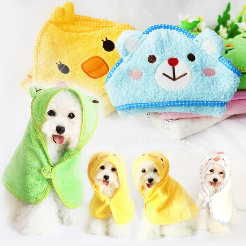 Pet Bath Towel & Blankets