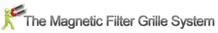 Magnetic Filter Grille System! | Clean the Air in Your Home