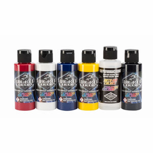 W110-00 60ml Wicked Detail Sampler Set