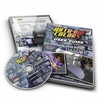 5916-00 - Auto Air User Guide DVD