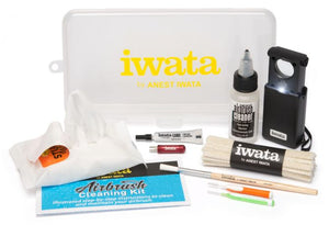 IWCL-100 - Iwata Airbrush Cleaning Kit