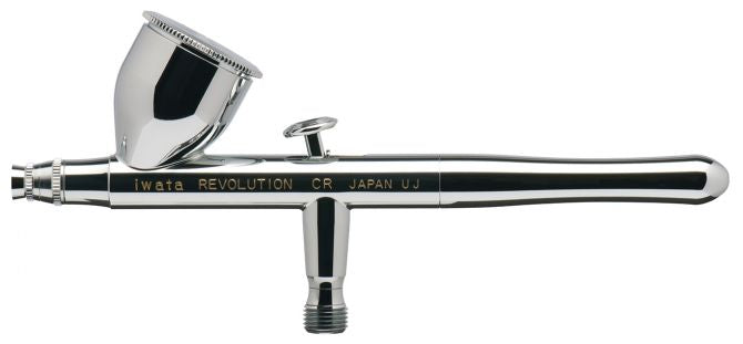 Iwata Revolution CR Gravity Airbrush 0.5mm