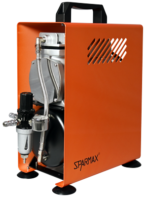 Sparmax - TC-610H Quantum Orange Compressor