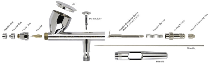 IWN-1001 - Main lever