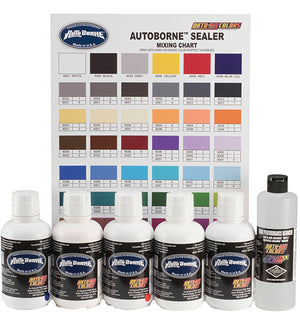 6100-16 16oz. AutoBorne Primary Set