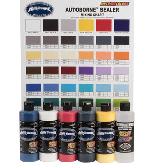 6100-00 240ml. AutoBorne Primary Set