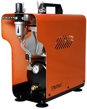 Sparmax TC-620X Quantum Orange Compressor