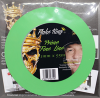 Prime Green Flexible Fine Line Tape