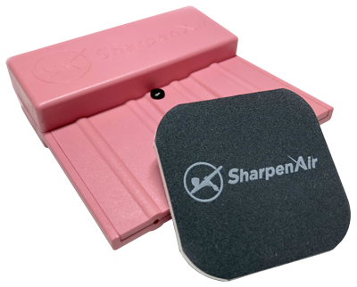 SHA-NR-PINK - SharpenAir Needle Repair System (Pink)