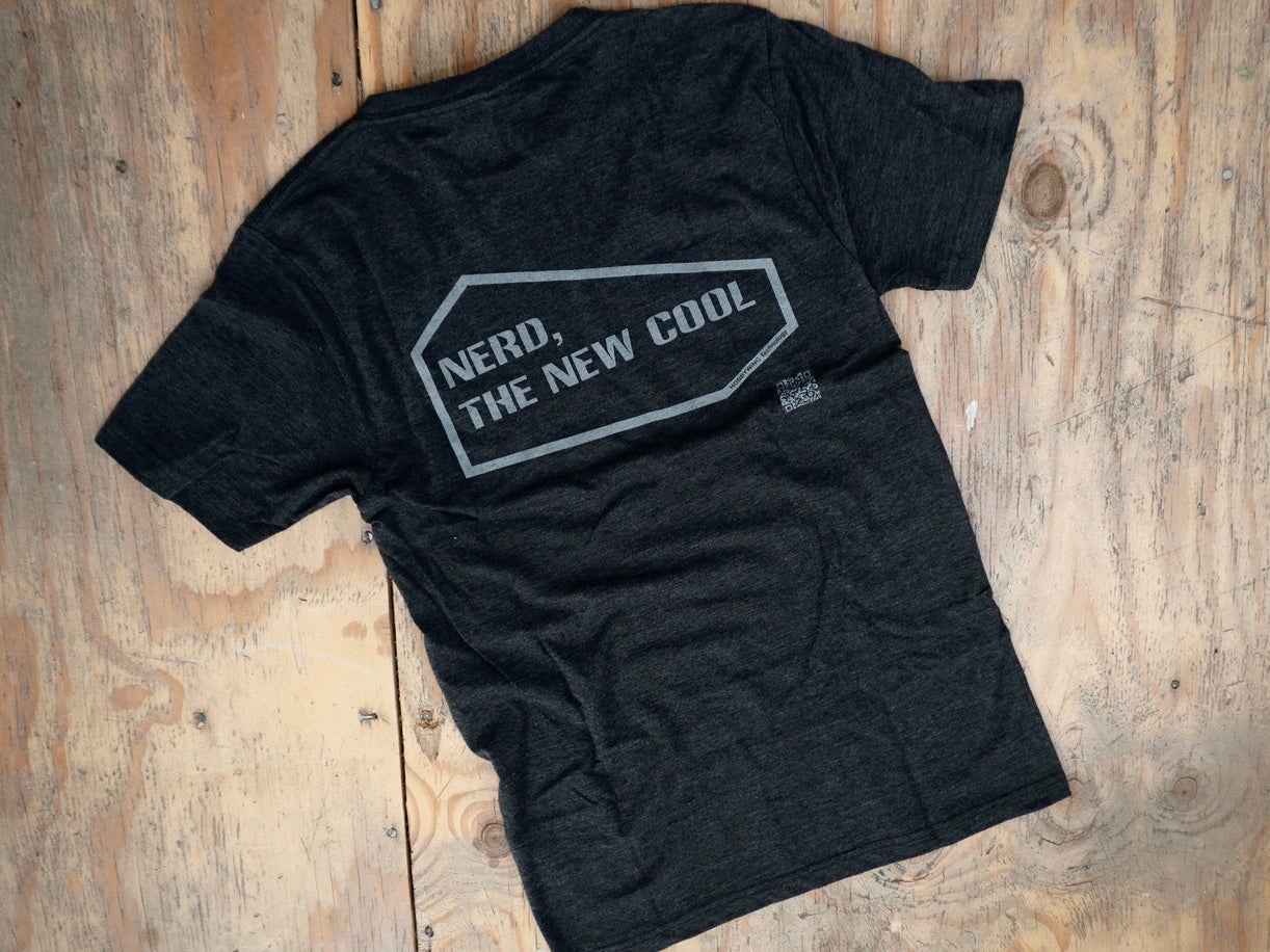 HOBBYWING shirts - Nerd The New Cool edition
