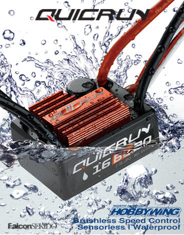 QUICRUN Brushless ESC