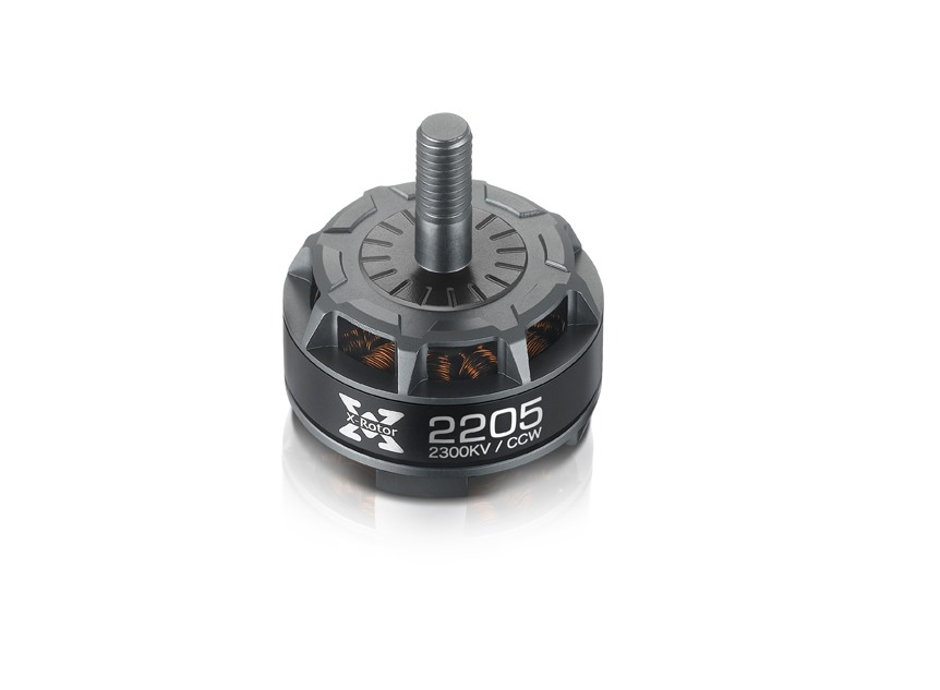 Xrotor 2205 Titanium Motor for Drone Racing