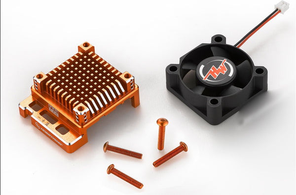 ESC Casing Kit - XR10 PRO ESC (Upgrade)