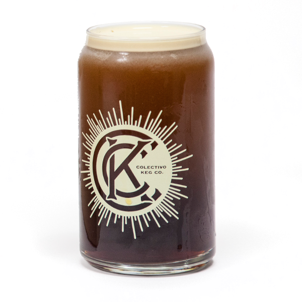 Colectivo Keg Co. Beer Glasses (4 pack)