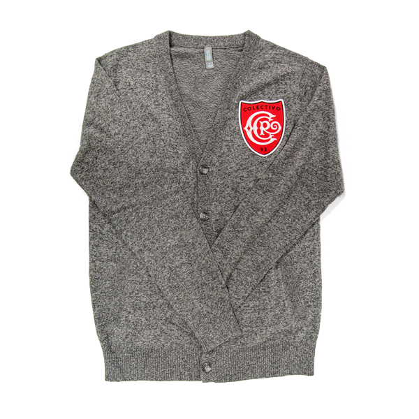 CCR Crest Patch Cardigan