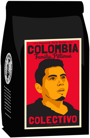 Colombia Familia Pillimue