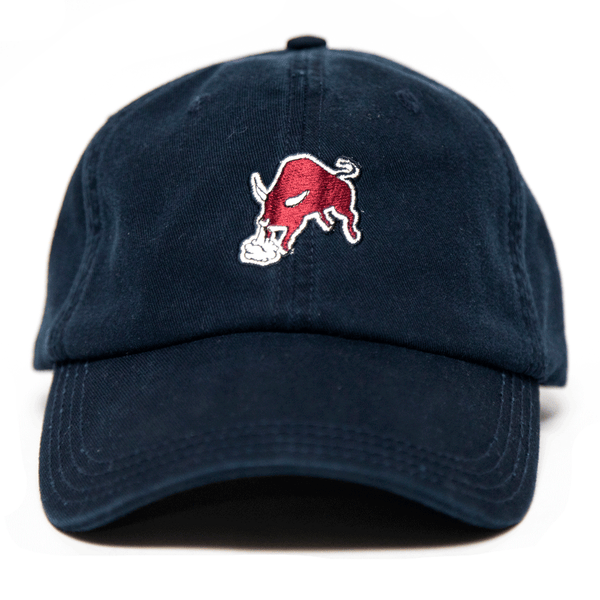 Strong Coffee Bull Low Profile Dad Hat