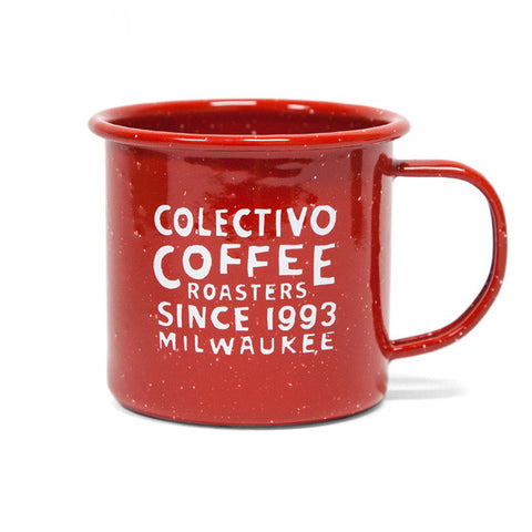 Camp Mug - 12oz Red