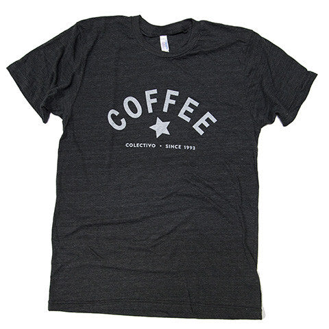 Coffee Bull T-Shirt (Heather Grey)