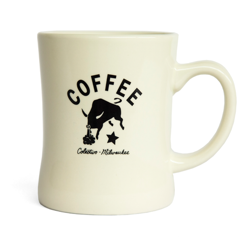 Session Coffee Diner Mug - 14oz Bone