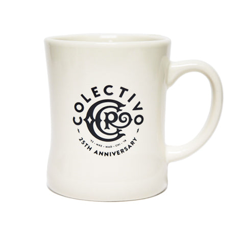 25th Anniversary CCR Coffee Mug