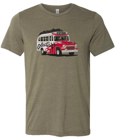 Colectivo Bus T-Shirt