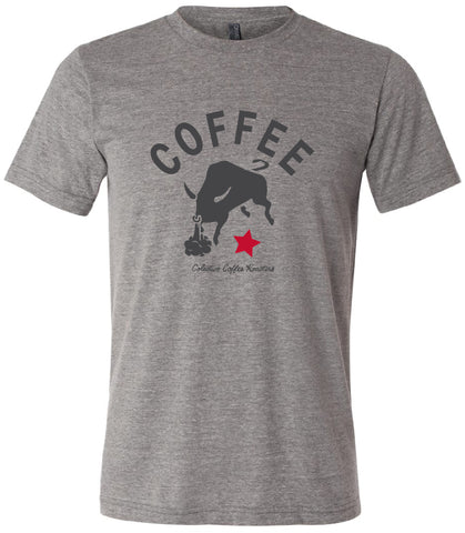 Toro Bull Heather Grey T-shirt