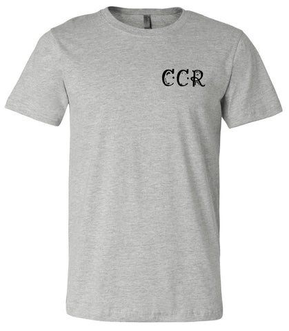 CCR Strong Coffee Bull T-Shirt