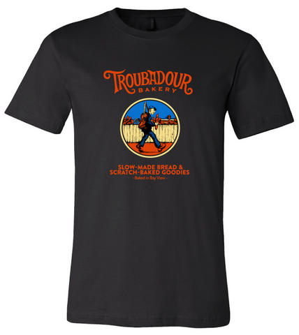 Troubadour Bakery T-Shirt