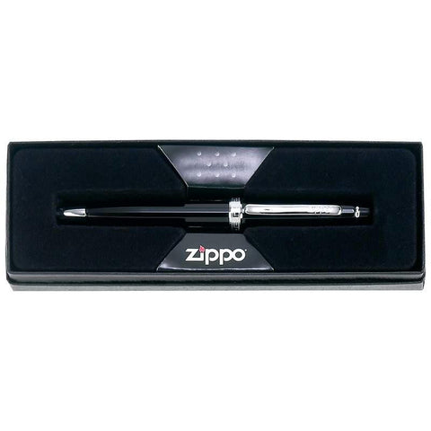 Picture of Zippo Solid Brass Ballpoint Pen
