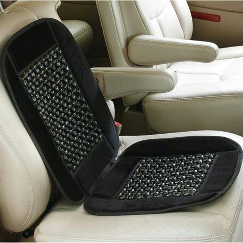 Picture of Maxam Velour/beaded Seat Cushion