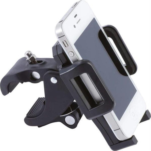 Picture of Diamond Plate Adjustable Motorcycle/bicycle Phone Mount