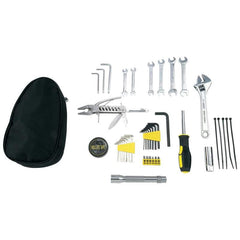 Maxam 44pc Motorcycle Sae & Metric Tool Kit