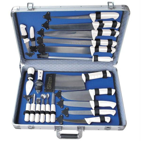 Picture of Slitzer 22pc Professional Cutlery Set In Case