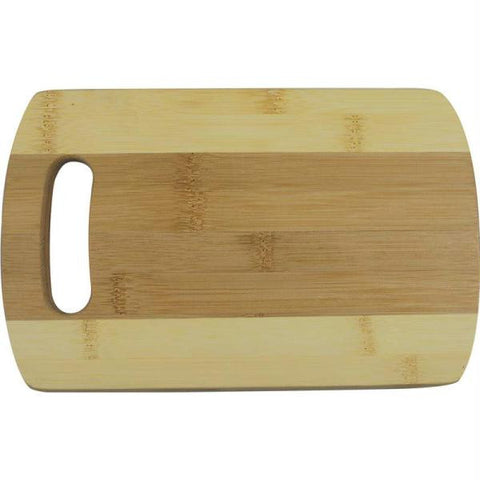 Picture of Bamboo Studio Bamboo Two-tone Cutting Board- Large