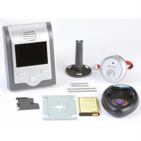 Picture of Mitaki-japan Anti-theft Peephole Video Doorbell