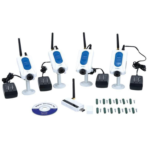 Picture of Mitaki-japan 2.4ghz Digital Wireless Security Set