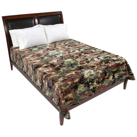 Picture of Wyndham House Camouflage Blanket