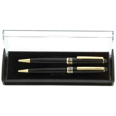 Picture of Alex Navarre Executive Roller Ball Pen & Pencil Set- Ball Pen & Pencil Set