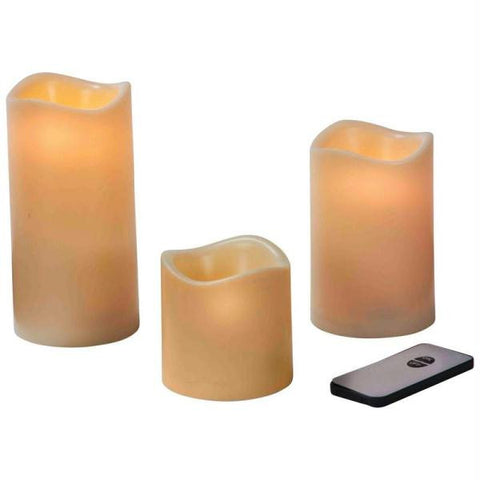 Picture of Mitaki-japan Led Candle Set With Remote Control