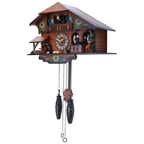 Picture of Kassel Cuckoo Clock With Multiple Moving Figures