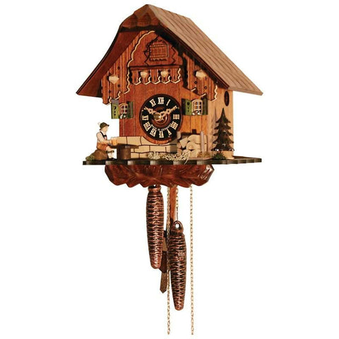 Picture of Kassel Black Forest Cuckoo Clock