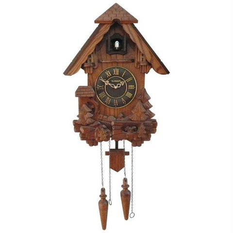 Picture of Kassel Oak Cuckoo Clock