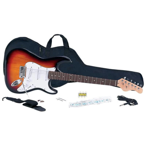 "Picture of Maxam 40"" Electric Guitar With Bag"