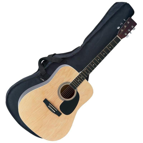 "Picture of Maxam 41"" Acoustic Guitar With Bag & Strap"